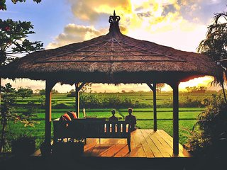 Big Love: Private retreat for for groups and individual voyagers outside Ubud