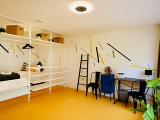 Designer Hostel-Room for two (2A)