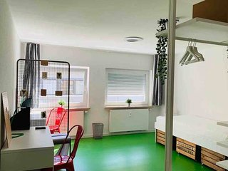 Hostel room - superclean for 3 (3C)