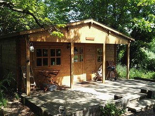 The Woodland Lodge at West Stow Pods (Two bedrooms)