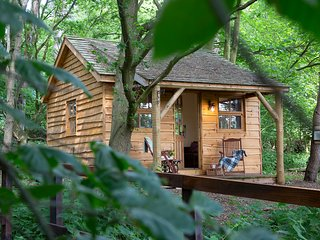 The Cedar Lodge at West Stow Pods