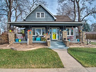 Historic Home on ¼-Acre Lot in Downtown Loveland!