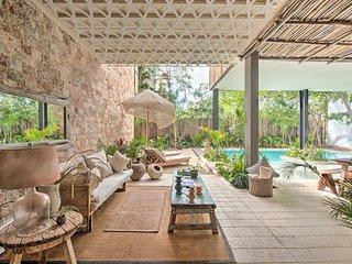NEW! Modern Tulum Condo -  4 Mi. to Mayan Ruins!