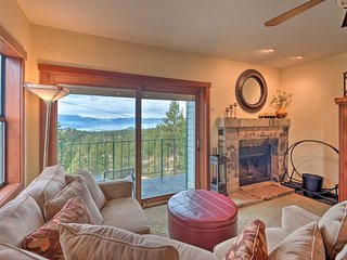 NEW! Heavenly Valley Hideaway w/ Lake Tahoe Views!