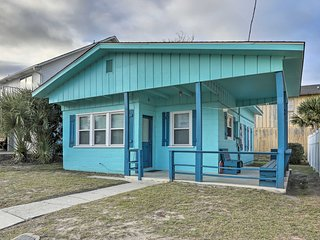 NEW! Myrtle Beach Family Home - Across from Beach!