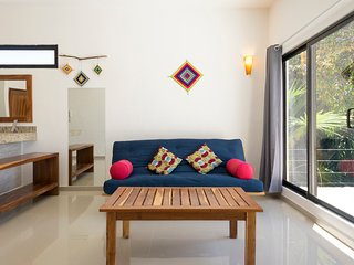 In the heart of Tulum town - Apt 4