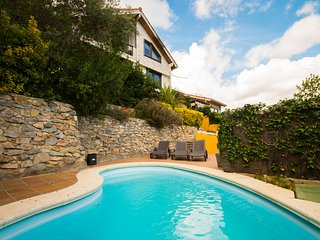 TOTALLY INDEPENDENT VILLA WITH GARDEN AND SWIMMING POOL CLOSE