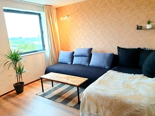 ★ Appartement entier 1/5 prs - Parking Gratuit & a 800m du Futuroscope ★