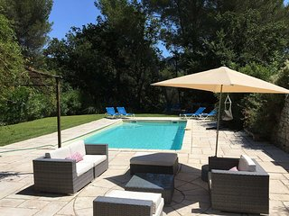Holiday villa in la Cadière d'Azur, near Bandol,  pool, pets allowed