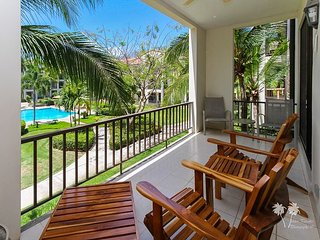 Pacifico L1307 - Second Floor, 2 BR, 2 Bath, Pool View Pacifico Unit