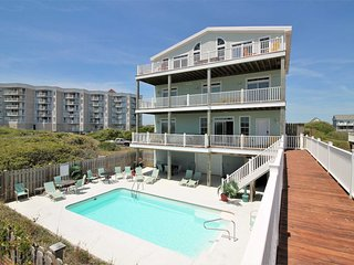 Stunning Luxury Oceanfront. Htd Pool/Spa/Theater/Elev/WiFi/sleeps 37