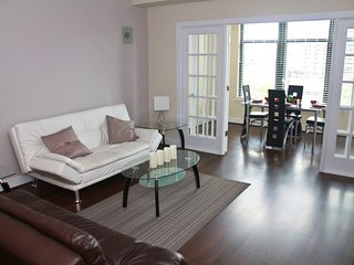 1 bedroom fully furnished apartment on Harbor Front