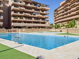 Beautiful apartment in Los Arenales del Sol w/ Outdoor swimming pool and 2 Bedro
