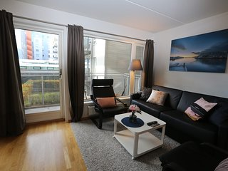 Sonderland Apartments - Platous gate 31-3 (Sleeps 8 - 2 BR)