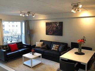 Sonderland Apartments - Platous gate 31 (Sleeps 6 - 1 BR)