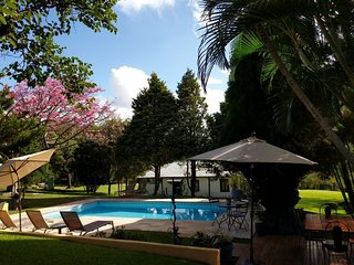 Sao024-Beautiful 10 bedroom farmhouse in Salto de Pirapora