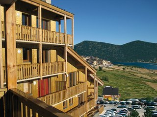 2 BR Apartment for 6 at Lagrange Vacances Residence L'Oree des Cimes