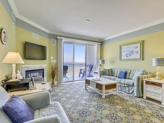 Belmont Towers 602 - Oceanfront on Boardwalk!