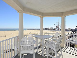 Belmont Towers 301 - Oceanfront on Boardwalk!