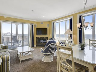 Belmont Towers 607 - Incredible Ocean/Boardwalk View!
