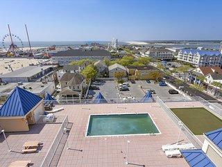 Belmont Towers 808 - Boardwalk Condo (Side), Water Views!
