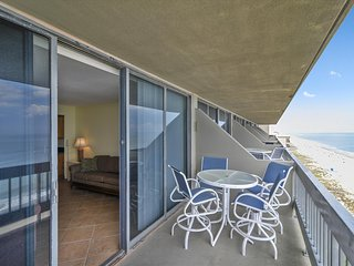 Century I 1411 - Oceanfront with Great Views!
