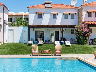 Posidonia Villas - The Blue House