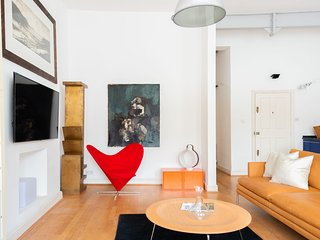 The Powis Square Escape - Modern 2BDR in Notting Hill