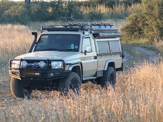 Chobe 4x4 Hire - Local, Trusted 4x4 Vehicle Hire in Kasane, Botswana