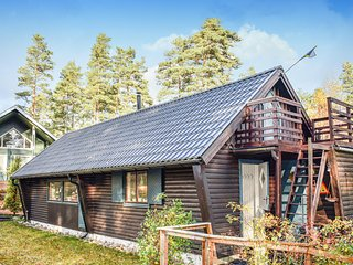 Amazing home in Tidaholm w/ Sauna and 4 Bedrooms (S50271)