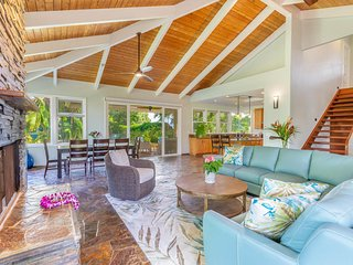Newly Remodeled Home w/  Brand New Pool, AC and New Furnishings. Pohaku Villa