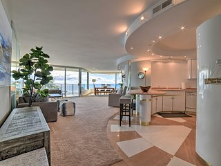 NEW! Luxe Ocean Escape w/ 40 Ft of Windows & Views