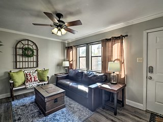 NEW! Cozy & Modern Condo: 3.2 Miles to Texas A&M!