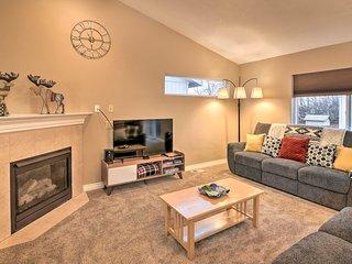 NEW! Accommodating Anchorage Abode Near Jewel Lake