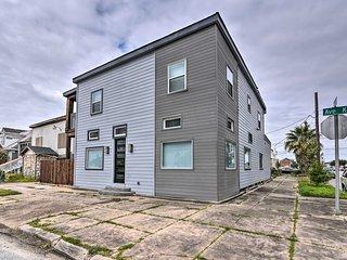 NEW! Modern Retreat, 1.5 Mi. From Downtown Strand!