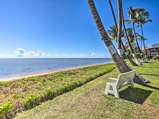 NEW! Molokai Shores Haven w/ Private Pool + Beach!