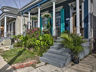 NEW! Chic NOLA Shotgun by Bywater & French Quarter