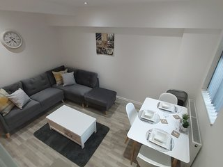 Convenient 3BR House for Liverpool City Centre and Anfield