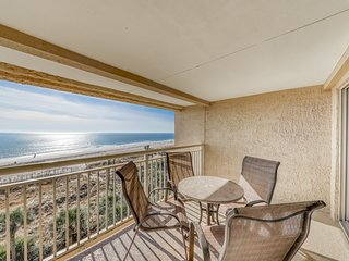 Oceanfront villa w/ ocean views, shared pool & more - walk to beach!