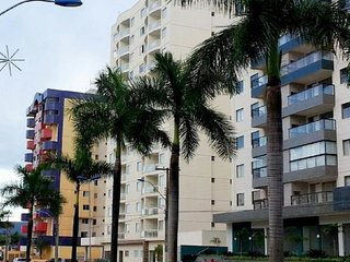 ATRIUM THERMAS - 5 piscinas - sauna - centro - 400 m dos parques - estacionament