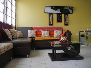 Lima Apartment Runawasi Peruvian Home