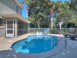 Updated 2019|4BD|Private Pool|Steps to Beach|Gated Community!