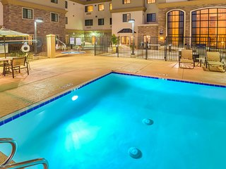 Centrally-Located Suite | Heated Outdoor Pool + Hot Tub + Fitness Center