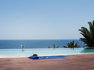 Villa Serenity with infinity Pool