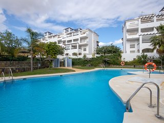 Top floor apartment in Sabinillas walking distance to the beach