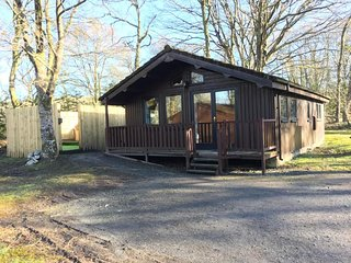 Snowdrop 13-Hot Tub-Woodlandlodges-Carmarthenshire