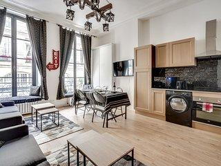138 Suite Wizman, great APT, Center of Paris