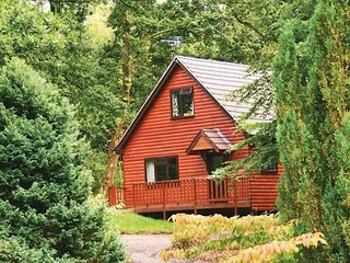 PrancingHare Lodge-Woodland Lodges-Pembrokshire