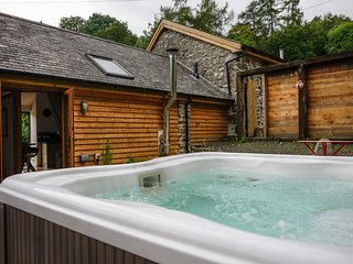 Y Stabl, Romantic Retreat in Mid Wales