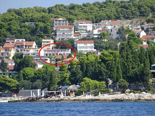 One bedroom apartment Hvar (A-115-c)